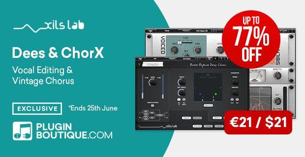 XILS lab DeeS & ChorX sale