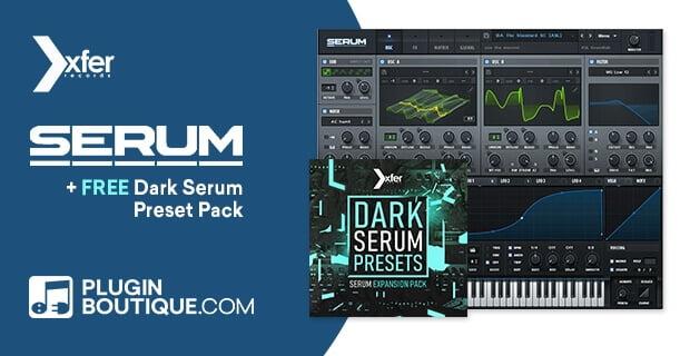 Xfer Serum Dark Serum Presets FREE