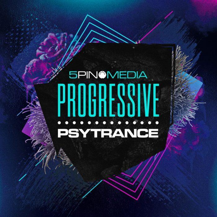5Pin Media Progressive Psytrance