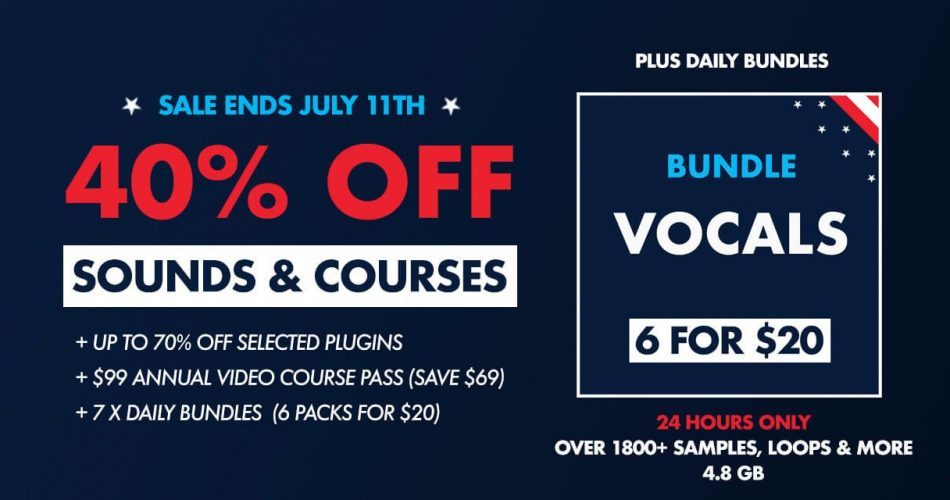 ADSR 4th of July Sale