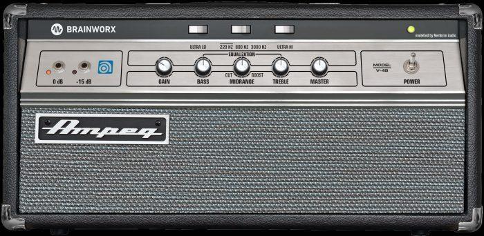 Ampeg V4B Amp