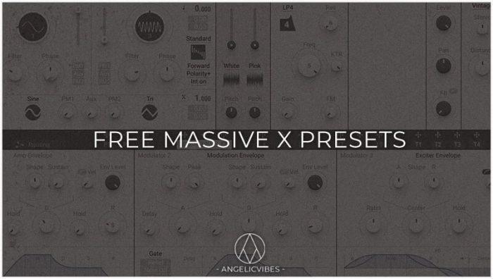 AngelicVibes Free Massive X Presets