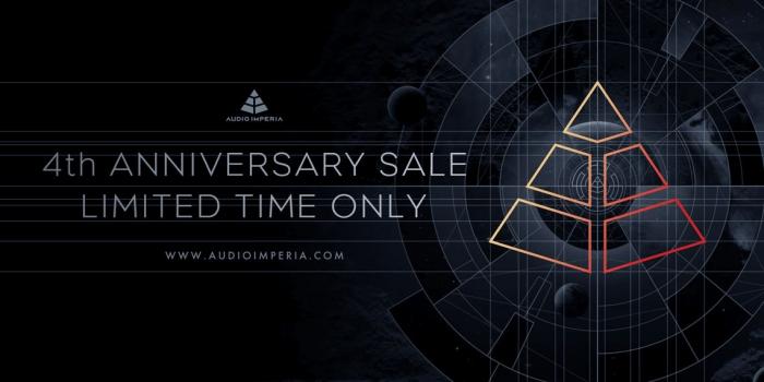 Audio Imperia 4th Anniversary Sale