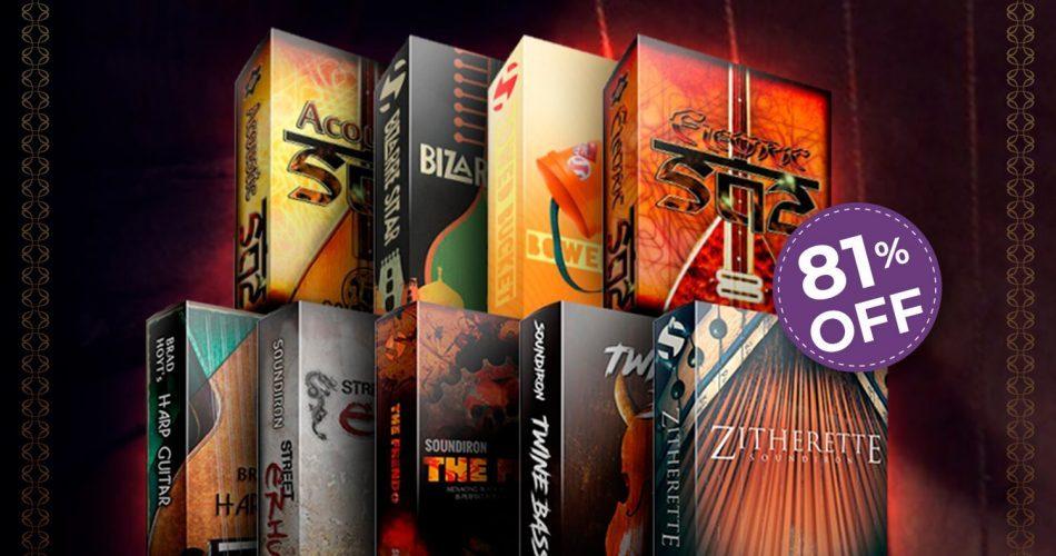 Audio Plugin Deals Soundiron Ethnic Strings Bundle