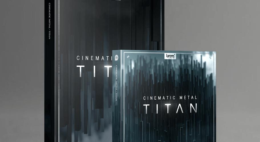 BOOM Library Cinematic Metal Titan