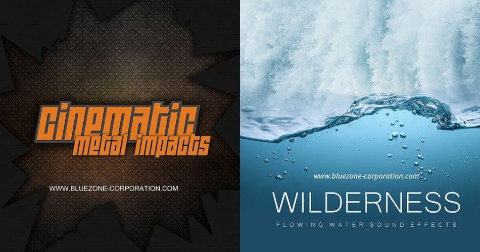 Bluezone Cinematic Metal Impacts & Wilderness
