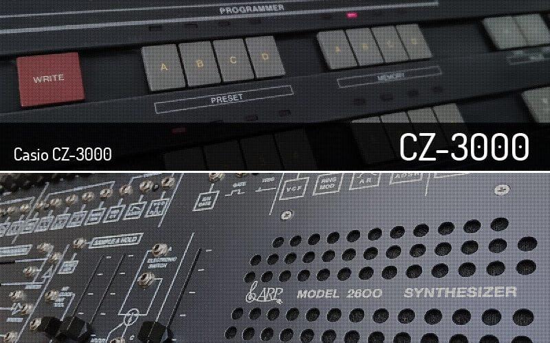 Cluster Sound CZ / ARP Sale