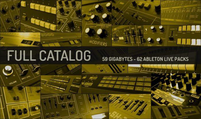 Cluster Sound Full Catalog Deal