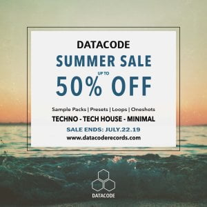 Datacode Summer Sale 2019