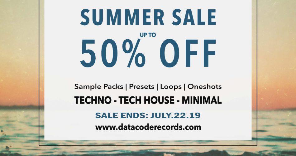 Datacode Summer Sale 2019