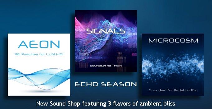 Echo Season Sound Packs