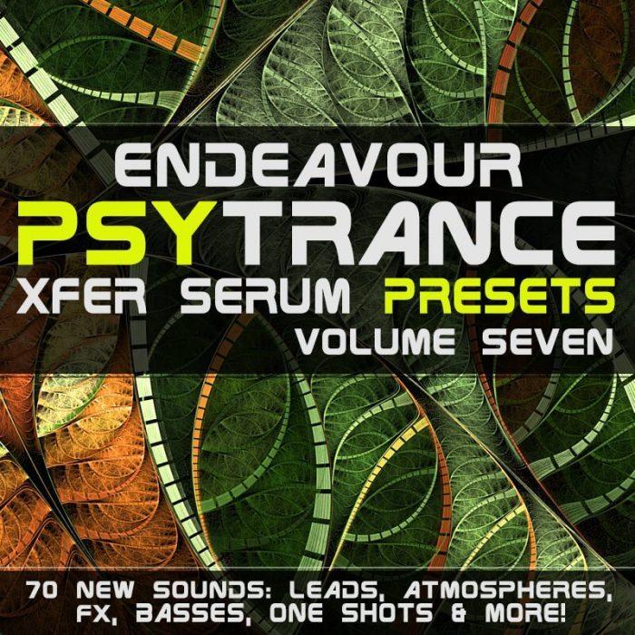 Endeavor PsyTrance Serum V7