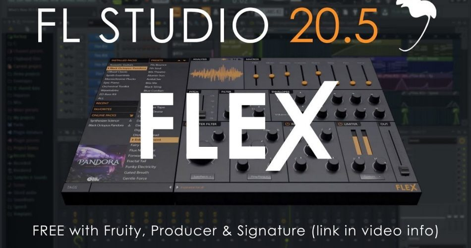 FL Studio 20.5 FLEX