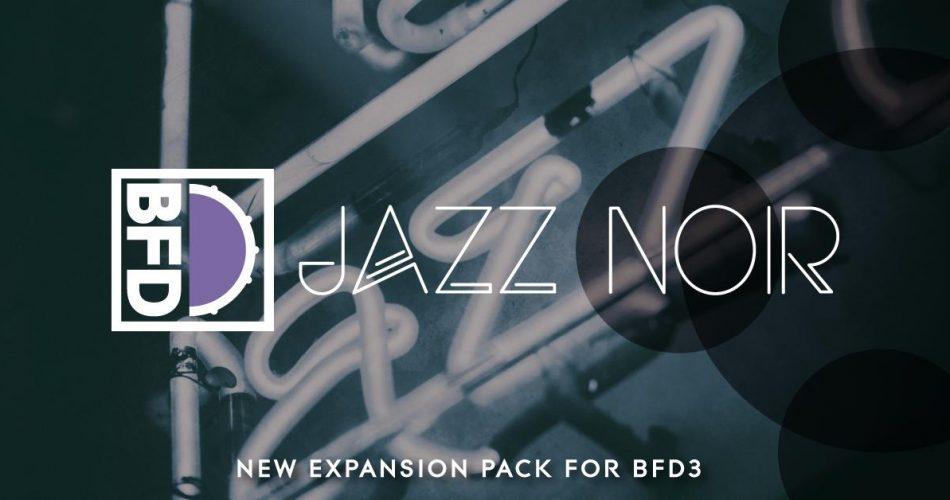 FXpansion BFD Jazz Noir