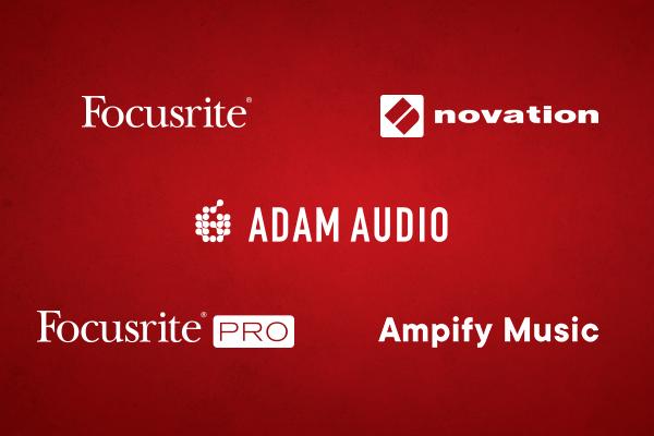 Focusrite ADAM Audio