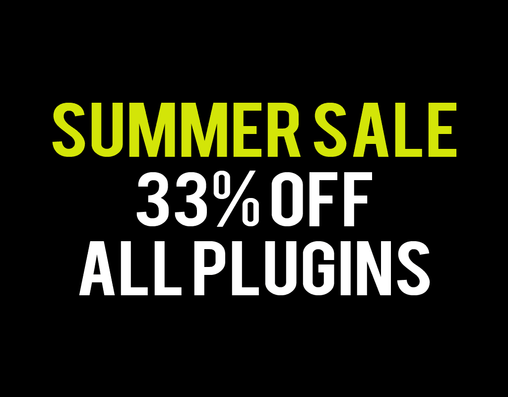 Fuse Audio Labs Summer Sale: Get 33% OFF plugins through July