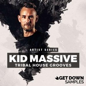 Get Down Samples Kid Massive Tribal House Grooves