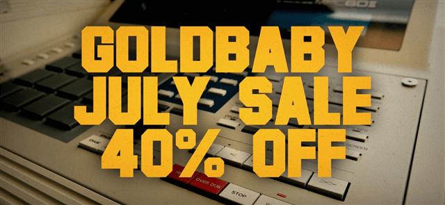 Goldbaby July Sale
