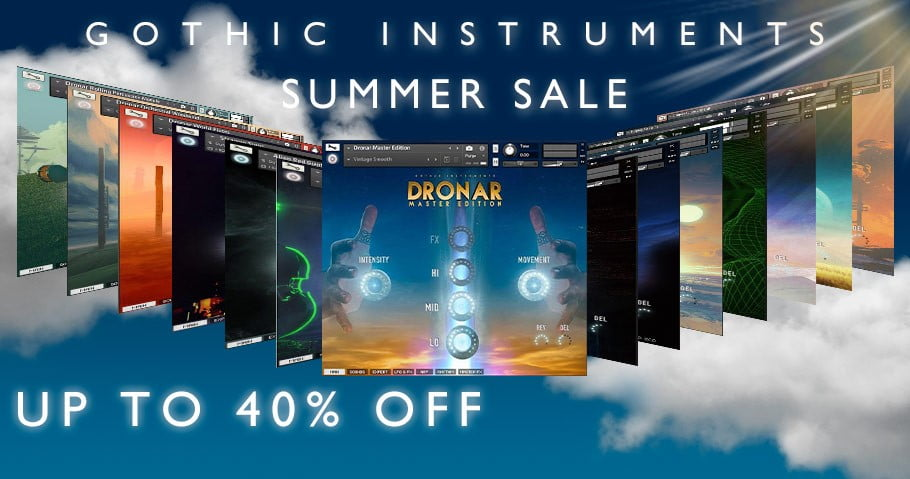 Gothic Instruments Sale 40 OFF