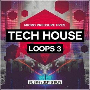 Hy2rogen Tech House Loops 3