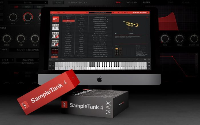 IK Multimedia SampleTank 4.0.5 update