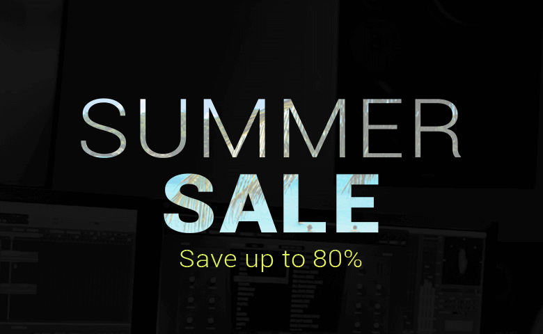 Initial Audio Summer Sale 2019