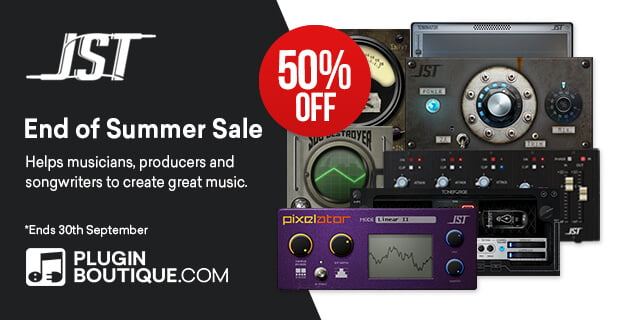JST Summer Sale 50 OFF
