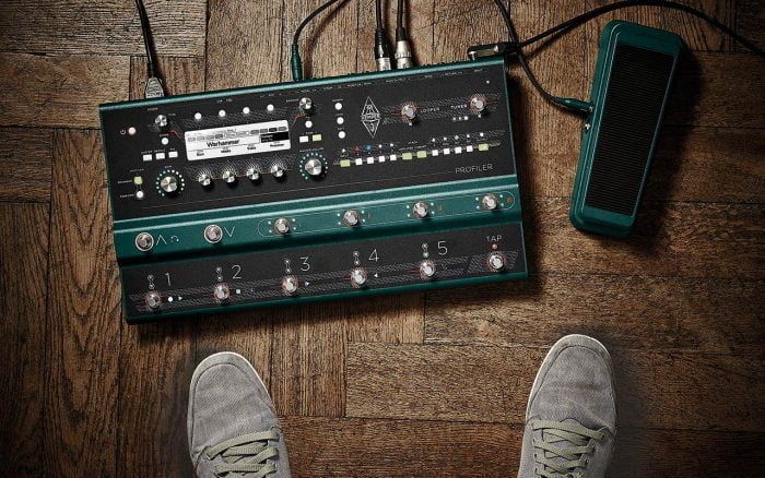Kemper Profiler Stage foot controller