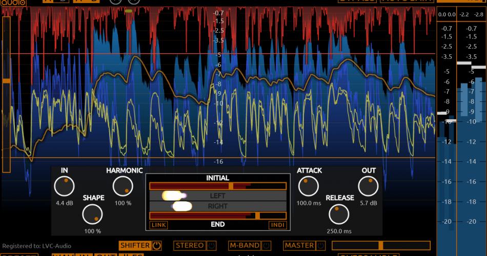 LVC Audio Clipped MAX