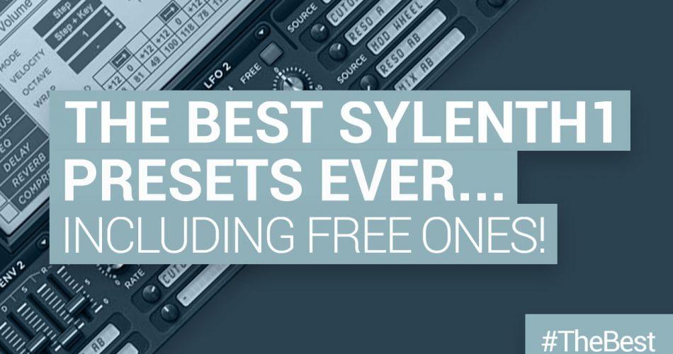 Loopmasters Best Sylenth1 Presets