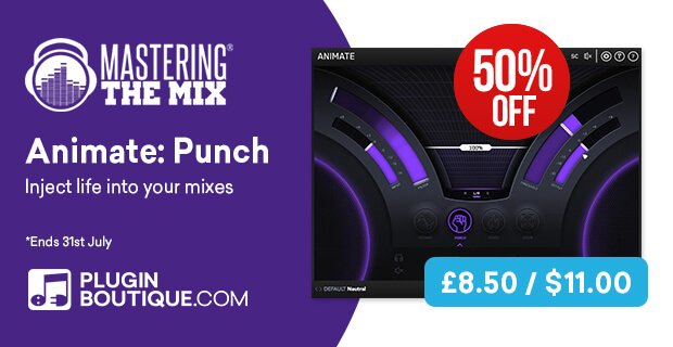 Mastering The Mix Animate Punch Sale