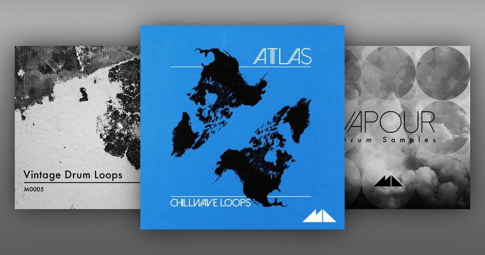 ModeAudio Atlas Vapour Vintage Drum Loops