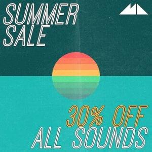 ModeAudio Summer Sale 2019