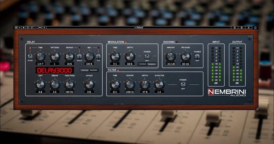 Nembrini Audio DELAY3000