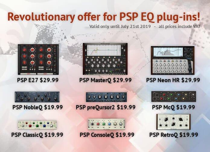 PSP EQ sale