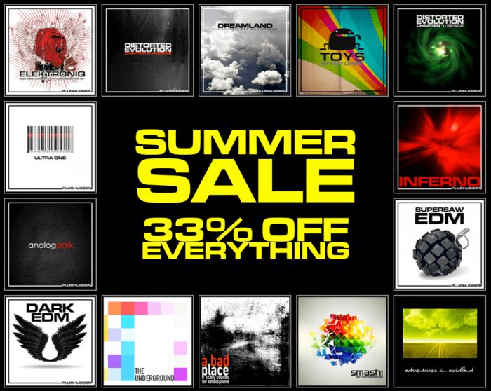 Plughugger Summer Sale 2019