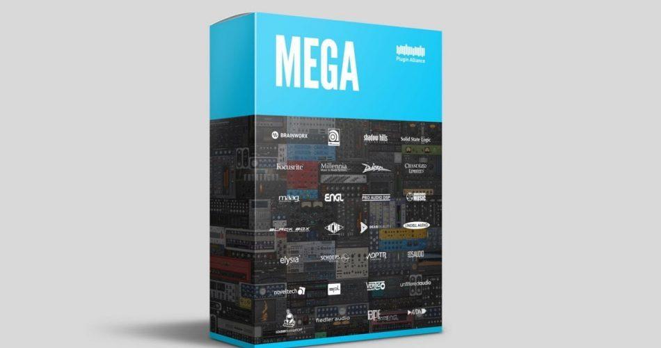 Plugin Alliance Mega Bundle