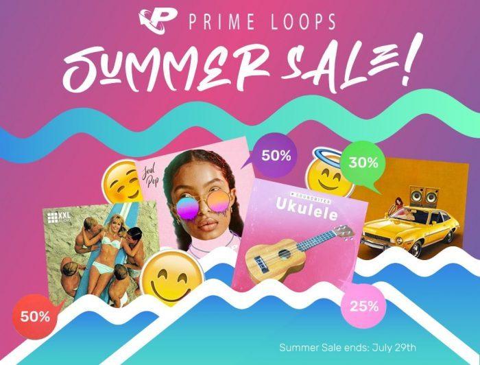 Prime Loops Summer Sale 2019