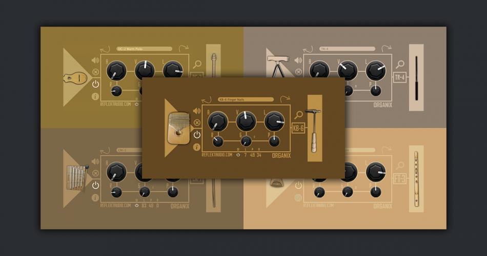 Reflekt Audio Organix