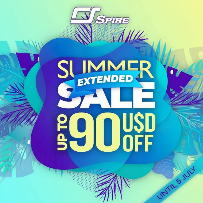 Reveal Sound Summer Sale 2019 extended