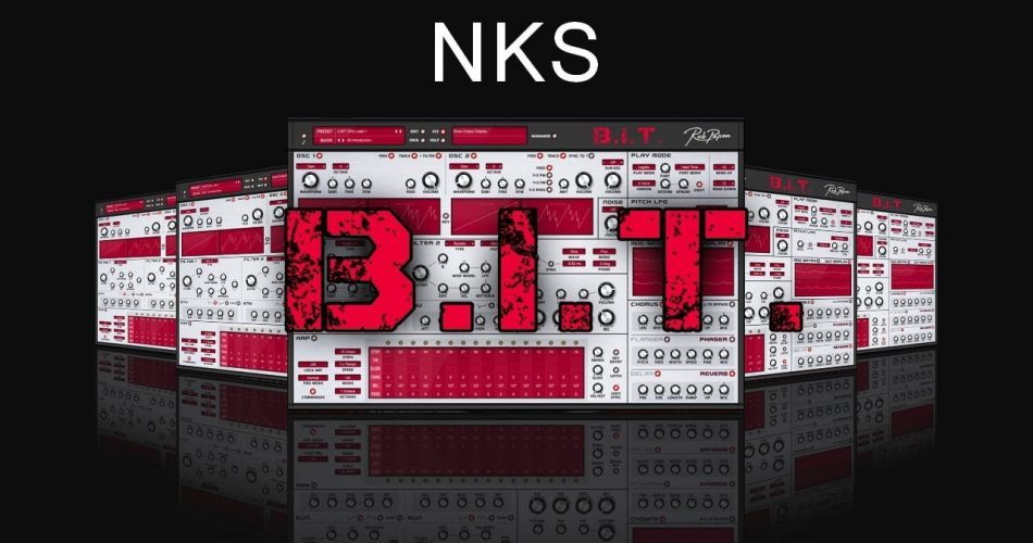 Rob Papen BIT NKS Support