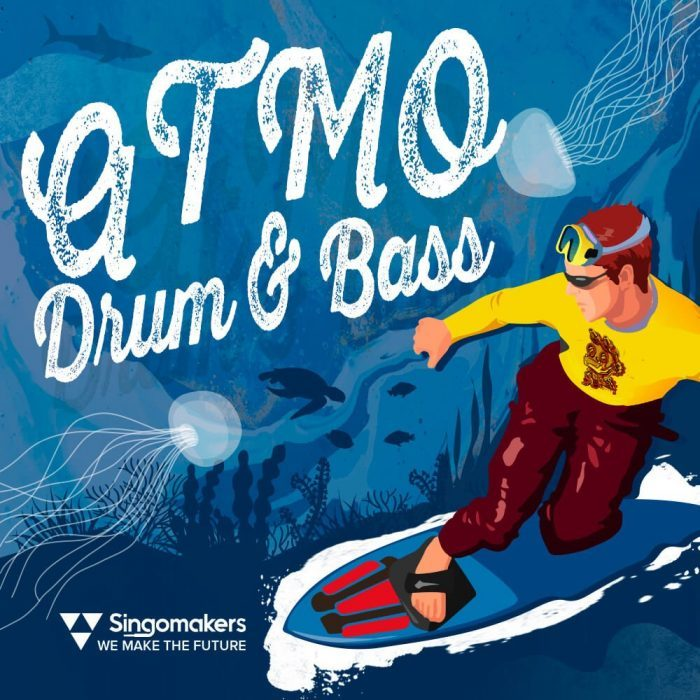 Singomakers Atmo Drum & Bass