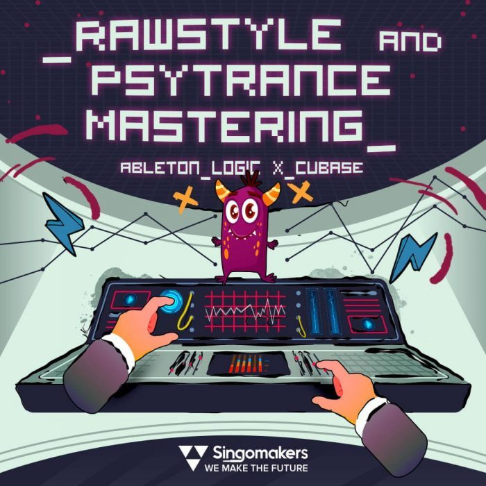 Singomakers Rawstyle and Psytrance Mastering Templates