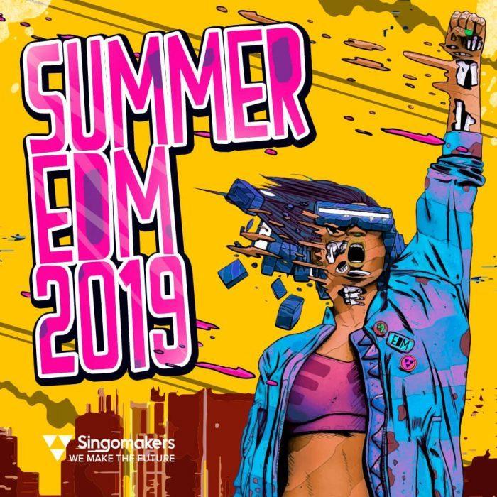 Singomakers Summer EDM 2019