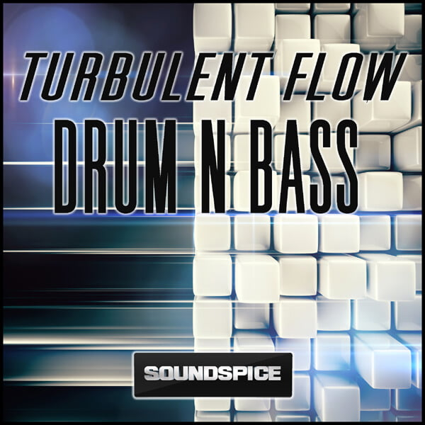 SoundSpice TurbulentFlow DrumNbass