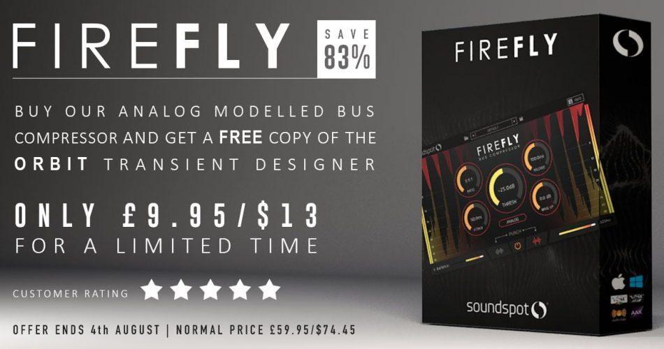 SoundSpot Firefly Orbit Sale
