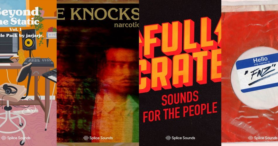 Splice Full Crate, The Knocks, FnZ, Beyond the Static