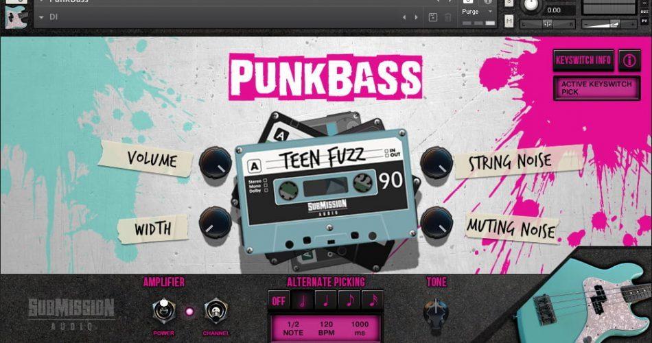 SubMission Audio PunkBass