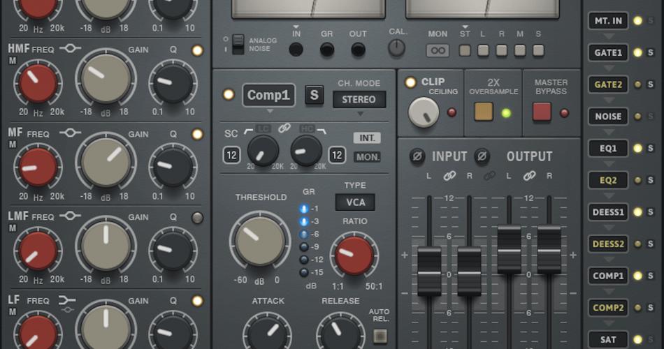 TBProAudio CS 5501