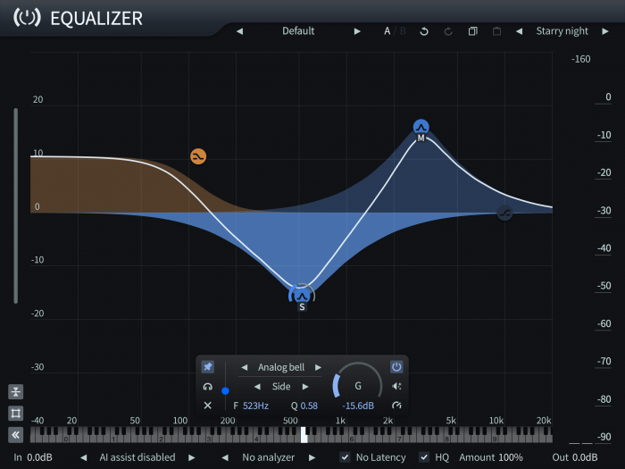 ToneBoosters Equalizer iOS